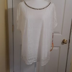 RUBY  Rd  top XL